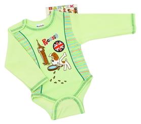 Body dziecięce długi rękaw rozmiar 98, są miękkie i delikatne w dotyku. Niezastąpione w wyprawce niemowlęcej.