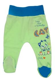 Półśpiochy Dziecięce Bezuciskowe Rozmiar 74, są miękkie i delikatne w dotyku, niezastąpione w wyprawce niemowlęcej.