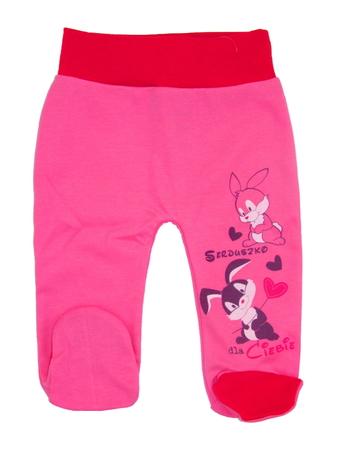 Półśpiochy Dziecięce Bezuciskowe Rozmiar 86, są miękkie i delikatne w dotyku, niezastąpione w wyprawce niemowlęcej.
