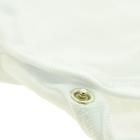 Białe Body i Sukienka z Hustą dla Dziewczynki 80 (15)
