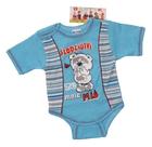 Komplet Body Niemowlęce Krótki Rękaw i Spodenki Bezuciskowe dla Noworodka Rozmiar 56. Miękke i delikatne w dotyku. Niezastąpione w wyprawce niemowlęcej.