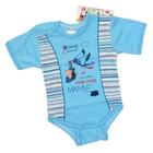 Body niemowlęce krótki rękaw są wykonane z atestowanej polskiej 100% bawełny przez polskiego producenta. Są miękkie i delikatne w dotyku. Niezastąpione w wyprawce niemowlęcej. Body dla noworodka ma rozmiar 68.