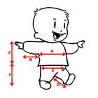Bawełniana Piżama Dziecięca Tomek Thomas rozmiar 80. Niezastąpiony dwuczęściowy zestaw do spania.