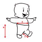 Spodenki Niemowlęce Bezuciskowe Rozmiar 62. Miękkie i delikatne w dotyku, niezastąpione w wyprawce niemowlęcej.