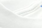 Bawełniana Koszulka T-Shirt Biały WF rozmiar 116. Jest miękki i delikatny w dotyku idealny na zajęcia Gimnastyczne w szkole.