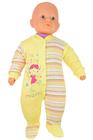 Bawełniany Pajacyk Dziecięcy rozmiar 68. Idealna Jednoczęściowa Piżamka do spania, która zapobiega odsłanianiu delikatnego ciała. Niezbędny w wyprawce niemowlęcej.