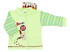 Zielona bluzeczka rozmiar 80