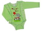 Bawełna 100%, rozmiar 56, body dziecięce długi rękaw, body dla noworodka, body niemowlęce, wyprawka niemowlęca, wyprawka dla noworodka, ubranka dla noworodka
