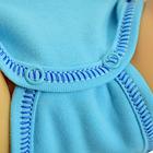 Niebieskie Body dla Chłopca Długi Rękaw Rozmiar 56 (5)