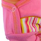 Różowe Body Krótki Rękaw dla Dziewczynki 86 (12)