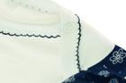 Bawełniane Kolorowe Sukienko Body Krótki Rękaw 80 (10)