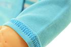 Chłopięce Body Długi Rękaw Rozpinane Koperta 50 (10)