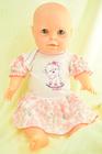 Sukienko Body dla Dziewczynki z Nadrukiem 62 (4)