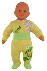 Żółte Półśpiochy Dziecięce z Bezuciskową Gumką 56 (6)
