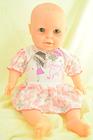 Sukienko Body dla Dziewczynki z Krótkim Rękawem 62 (3)
