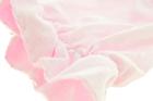Różowe Body Krótki Rękaw i Sukienka z Hustą 74 (15)