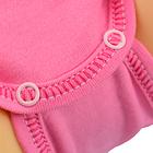 Body Krótki Rękaw dla Dziewczynki Różowe 74 (4)