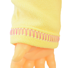 Żółte Body Dziecięce Długi Rękaw Rozmiar 56 (9)