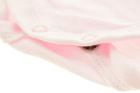 Różowe Body Krótki Rękaw i Sukienka z Hustą 74 (8)