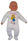 Bawełniane Body Dziecięce Długi Rękaw Rozmiar 68 (8)