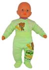 Zielone Półśpiochy Dziecięce Bezuciskowe 56 (6)
