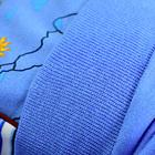 Niebieskie Spodenki Bezuciskowe Rozmiar 56 (8)